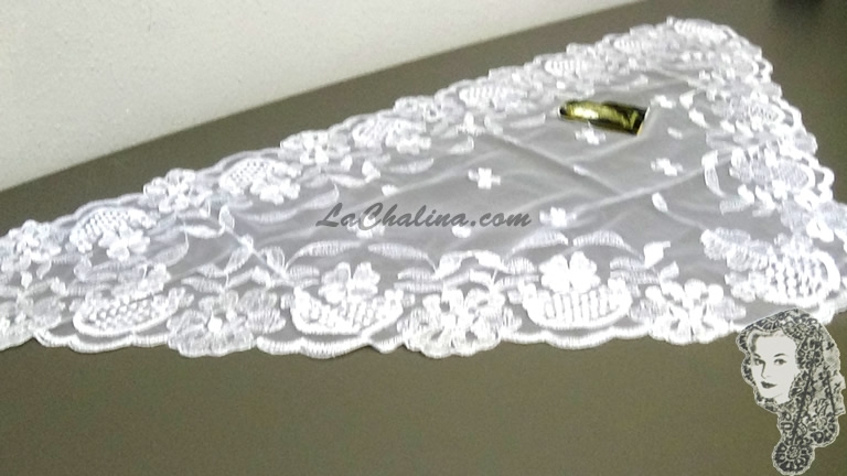 Chalina Italiana Modelo Milan Blanco 800