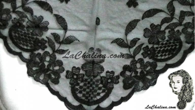 Chalina Italiana Modelo Milan Negro 900