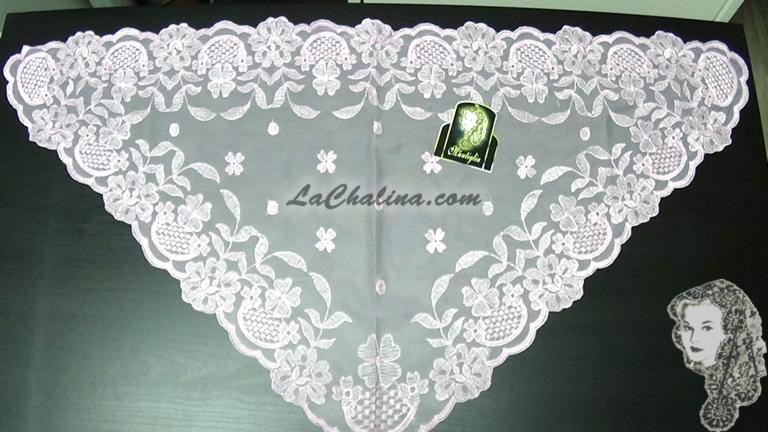 Chalina Italiana Modelo Milan Rosa 123