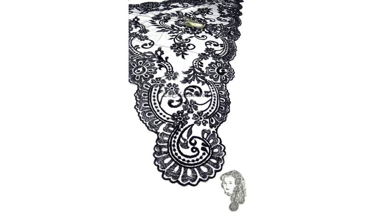 Chalina Española Modelo Cisne Negro 900