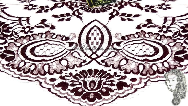 Chalina Francesa Modelo Lea Color Chianti