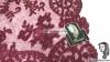 Chalina Italiana Modelo Medallon2 Granate 192