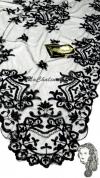 Chalina Española Modelo Medalla Medalla Negro 900