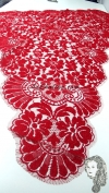 Chalina Francesa Modelo  Paris Rojo Quemado