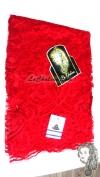 Chalina Francesa Modelo Lea Color Rojo Ferrari
