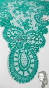 Chalina Española Modelo Medallon Verde Menta 705