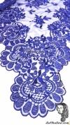 Chalina Italiana Modelo Flor de Liz Morazul 367
