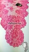 Chalina Italiana Modelo Flor de Liz Rosa 124