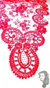 Chalina Española Modelo Medallon Coral 363